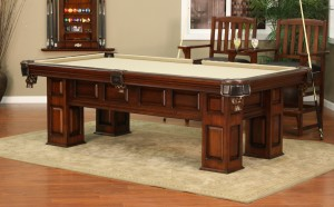 Fox Chapel pool table installations content image