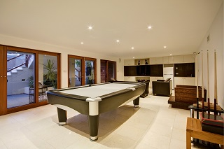 Fox-Chapel pool table room size image 1